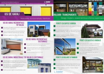 Creativwebmedia portofoliu brosura prezentare