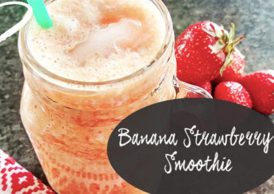 Creativwebmedia portofoliu strawberry smoothie