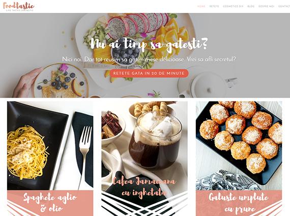 portofoliu creativ foodtastic team